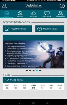 Visit Management App